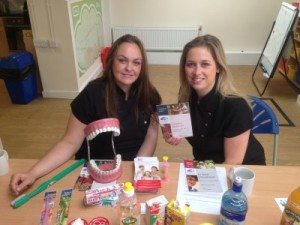 Clinical Managers Rebecca Swalwell and Kaylee Swift