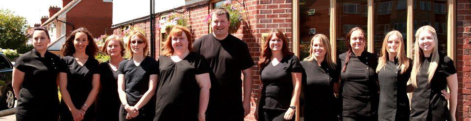 Meet the dental team
